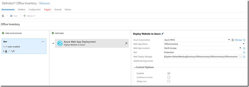release-webapp